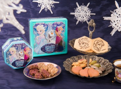 アナと雪のフローズンファンタジーお土産