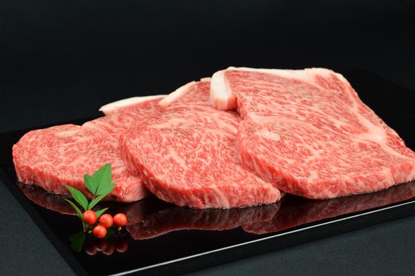 鉄板の松阪牛