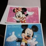 二次会景品.comの東京ディズニーリゾートペアチケットを片手に遊びに行ってきました。