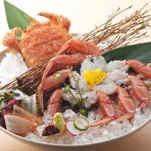 グルメ景品海鮮物