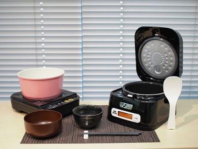 アイリスオーヤマ炊飯器かおりだき