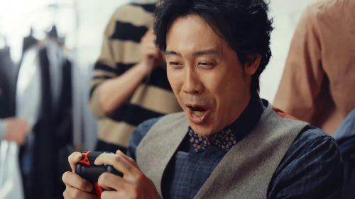 大泉洋さんもニンテンドースイッチで楽しむ
