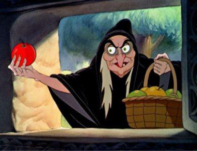 白雪姫魔女