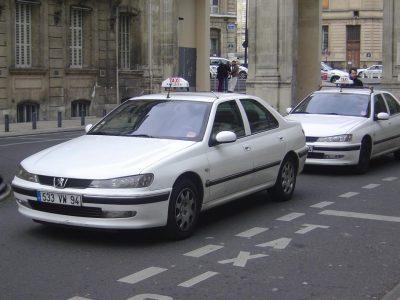 フランスタクシー