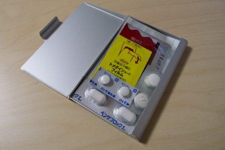 風邪薬など、常備薬